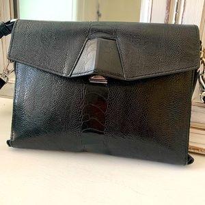 Alexander Wang Lydia Leather clutch or crossbody